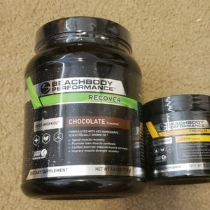 Beachbody in demand RECOVER ONLY